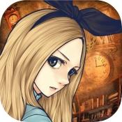 iPhone、iPadアプリ「脱出ゲーム アリスと闇の女王」のアイコン