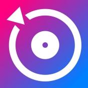iPhone、iPadアプリ「WeDJ for iPhone」のアイコン
