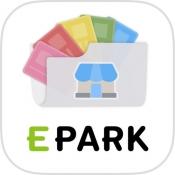 iPhone、iPadアプリ「お気に入りのお店 かんたん管理!-EPARKお店あつめ-」のアイコン