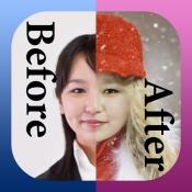 iPhone、iPadアプリ「簡単変装 顔のせ - Collage.Click」のアイコン