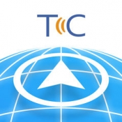 iPhone、iPadアプリ「TCスマホナビ」のアイコン