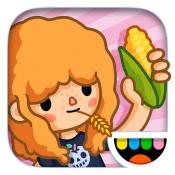 iPhone、iPadアプリ「Toca Life: Farm」のアイコン