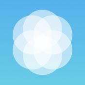 iPhone、iPadアプリ「瞑想なう」のアイコン