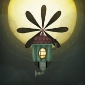 iPhone、iPadアプリ「Moonlight Express: Fortnight」のアイコン