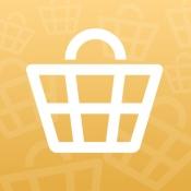iPhone、iPadアプリ「買い物リスト - 写真で便利な買うものメモ帳アプリ」のアイコン