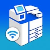 iPhone、iPadアプリ「RICOH おきがるプリント&スキャン」のアイコン