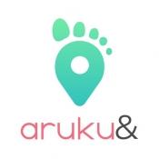 iPhone、iPadアプリ「aruku&(あるくと)- 歩いて当てよう!」のアイコン