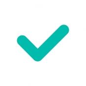 iPhone、iPadアプリ「ToDoリスト シンプルなやることリスト&買い物リスト」のアイコン