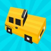 iPhone、iPadアプリ「Taxi Surfer」のアイコン