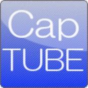 iPhone、iPadアプリ「CapTube」のアイコン