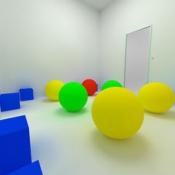 iPhone、iPadアプリ「脱出ゲーム - Solid - 立体の模型がある無機質な部屋からの脱出」のアイコン