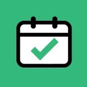iPhone、iPadアプリ「日課メーター For 三日坊主」のアイコン