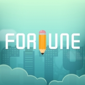 iPhone、iPadアプリ「Fortune City - 支出を記録して、街を育てよう!」のアイコン