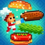 iPhone、iPadアプリ「Super Burger Time - GMode Official license」のアイコン