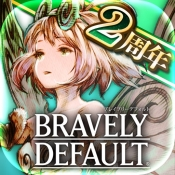 iPhone、iPadアプリ「BRAVELY DEFAULT FAIRY'S EFFECT」のアイコン