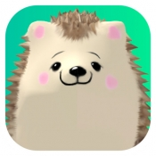 iPhone、iPadアプリ「Myハリネズミ」のアイコン