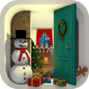 iPhone、iPadアプリ「脱出ゲーム Christmas Eve」のアイコン