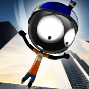 iPhone、iPadアプリ「Stickman Base Jumper 2」のアイコン