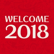 iPhone、iPadアプリ「Welcome 2018」のアイコン