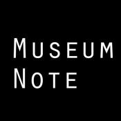 iPhone、iPadアプリ「Museum Note -ミュージアムノート-」のアイコン
