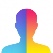 iPhone、iPadアプリ「FaceApp - AI表情エディタ」のアイコン