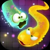 iPhone、iPadアプリ「スリザリオio: ミミズ ゲーム」のアイコン