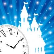 iPhone、iPadアプリ「Dwait - 待ち時間と地図 for ディズニー」のアイコン