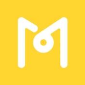 iPhone、iPadアプリ「MERITE(メリテ) - スマホの動画からDVDを作成」のアイコン