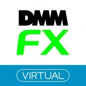 iPhone、iPadアプリ「DMM FX バーチャル - FX体験アプリ」のアイコン
