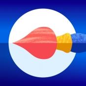 iPhone、iPadアプリ「Lake: Coloring Books」のアイコン