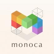iPhone、iPadアプリ「monoca」のアイコン