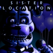 iPhone、iPadアプリ「Five Nights at Freddy's: Sister Location」のアイコン