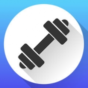 iPhone、iPadアプリ「俺の筋トレ - 自重/フリーウェイト/マシンの筋肉トレーニング記録管理」のアイコン