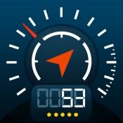iPhone、iPadアプリ「Speedometer GPS -TM 2」のアイコン