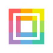 iPhone、iPadアプリ「モザイクアートポスター印刷 - PXL」のアイコン