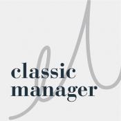 iPhone、iPadアプリ「ClassicManager」のアイコン