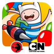 iPhone、iPadアプリ「Bloons Adventure Time TD」のアイコン