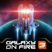 iPhone、iPadアプリ「Galaxy on Fire 3」のアイコン