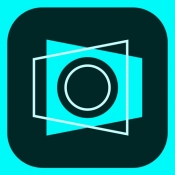 iPhone、iPadアプリ「Adobe Scan: OCR付PDFスキャンカメラ」のアイコン