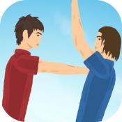 iPhone、iPadアプリ「おしたおせ!手押し相撲」のアイコン