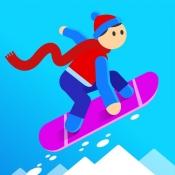 iPhone、iPadアプリ「Ketchapp Winter Sports」のアイコン