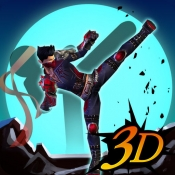 iPhone、iPadアプリ「One Finger Death Punch 3D」のアイコン