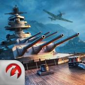 iPhone、iPadアプリ「World of Warships Blitz」のアイコン