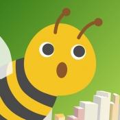 iPhone、iPadアプリ「HoneyBee Planet」のアイコン