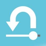 iPhone、iPadアプリ「re-play-er 見たい部分を繰り返し再生」のアイコン