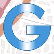 iPhone、iPadアプリ「70%時間削減Go to Map ! 住所を自動抽出」のアイコン