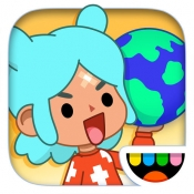 iPhone、iPadアプリ「Toca Life: World」のアイコン