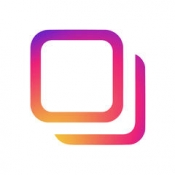 iPhone、iPadアプリ「Swipeable for Instagram」のアイコン