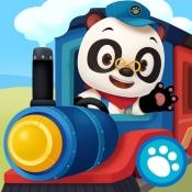 iPhone、iPadアプリ「Dr. Pandaきかんしゃ」のアイコン