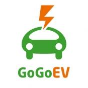 iPhone、iPadアプリ「EV充電スポット検索アプリ GoGoEV」のアイコン